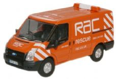 Oxfords RAC Transit Van with Flashing roof Lights